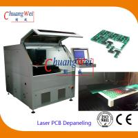 PCB Laser Cutting Machine PCB Depaneling with ±20 μm Precision for FR4 PCB Boards for sale