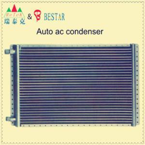 Auto Universal Serpentine Parallel Flow Condenser 14*18 Manufactures