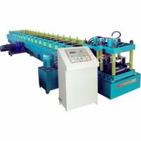 18 Stations C Purlin Forming Machine , Metal Roll Forming Machine For Purlin Manufactures