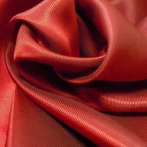 China Polyester Viscose Twill Lining Fabric on sale