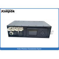 Military COFDM HD Video Transmitter 256 Bit Encryption NLOS Digital Video Transmitter with 5W Manufactures