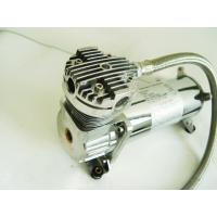 200psi 12 Volts Air Ride Suspension Compressor  Stainless Lead Hose 5 Gallon Air Compressor Manufactures