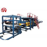 Heavy Duty Sandwich Panel Production Machinery Energy Saving 32 KW  380V 50Hz Manufactures