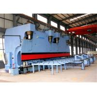 400 Ton 6m CNC Tandem Press Brake 2 - WE67K For Pole Bending And H Beam Industry Manufactures