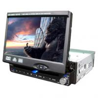 270°rotating design portable 11inch dvd player with fm tuner support OSD language Manufactures