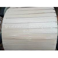 Quality 12.5mm Low Relaxation Pc Strand Wire High Tensile Strength ISO9001 Passed for sale