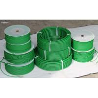 Industry Packing Polyurethane Round Conveyor Belt Easy To Welding Hardness 85A Manufactures
