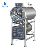 Fully stainless steel automatic autoclave steam sterilizer laborotary Manufactures