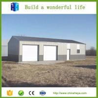HEYA prefabricated light steel structure frame storage tool house Manufactures