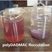 Colorless Liquid Poly Dadmac PD LS41 High Lonic Charge In Paper Chemicals