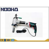 China 50 / 60HZ Electric Operated Pipe Beveling Machine With Metabo Motor on sale