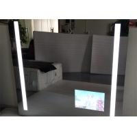 21.5 Inch Stylish 4k Mirror Tv , Android System Mirror Flat Screen Tv Manufactures