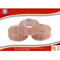 High Track Crystal Cello BOPP Stationery Tape Invisible Adhesive Clear Manufactures