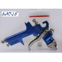 827 HVLP Spray Guns For Repairing Auto Car Protection Furniture Painting Blue Gun Body Manufactures