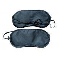 Buy cheap Personalized Indigo Blue Sleeping Eye Shades With Thin Elastics For Journey from wholesalers