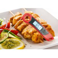 Kitchen Cooking Meat Digital Food Thermometer LCD Backlight IP67 Waterproof Manufactures