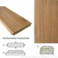 Quality Carbonated Horizontal Bamboo Flooring for sale