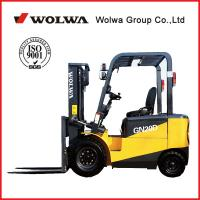 small electric forklifts GN20D China mini Electric Forklift Truck for sale Manufactures