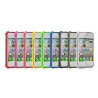 Smooth TPU iPhone 4 Protective Covers And Cases For Mobile Phone Manufactures