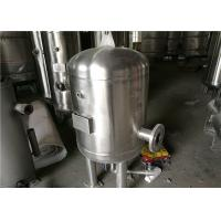 Titanium Clad Heater Stainless Steel Air Receiver Tank With X - Ray Inspection Manufactures