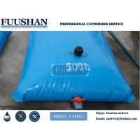 Fuushan Reliable Factory Supplier Pvc Portable Oil Storage Tanks Fuel Storage Bladder  Fuel Tanks For Sale Manufactures