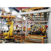 Tow Crane Robot Production Line For Building Industry Stable Performance Manufactures
