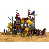 Safety Kids Outdoor Playground Equipment Climbers With Anti Theft Screws Manufactures