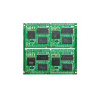 4 Layer ENIG Computer Circuit Board For ARM Board With Impedance Manufactures