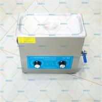 ERIKC Diesel Injector Tester Ultrasonic 6L Fuel Injector Cleaning Machine Stainless Steel Manufactures