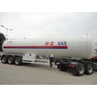 factory direct sell LPG tanker trailer for sale, best price ASME standard export model lpg gas semitrailer for sale Manufactures