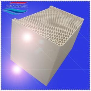 China Cordierite Ceramic Monolith for RTO, Honeycomb Ceramic on sale