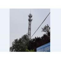 Ground Based GBT Telecom Tower Steel Transmission Tower A36 A572 Grade Manufactures