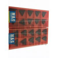 Quality Metal Lathe Carbide Inserts High Strength Tungsten Carbide Tool Inserts for sale