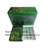 Quality Black Ant Male Sex Pills Green Tin Package Version for sale