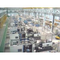 China High Precision Plastic Injection Molding Equipment , Central Automatic Feeding System on sale