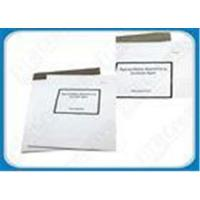 White Puncture Resistance Polythene Envelopes Waterproof Self-Seal Plastic Shipping Mailers Manufactures