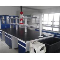 All Steel Top Medical  Lab Table Anti - Acid Medical Lab Table Manufactures