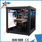Digital MK8 Extruder 3D Desk Top Mini Printer Kits Metal with ABS / PLA Filament Manufactures