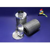 Quality Ventilation System Carbon Air Filters , Durable Lightweight 6 Carbon Filter for sale