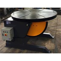 China welding positioner ,Batch Production Elbow Welding Positioner With VFD Speed Control on sale