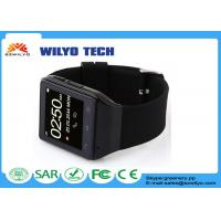 WS18 Gsm Watch Cell Phones ,Mp3 Wrist Watch Bluetooth Handfree Qwerty Keyboard Manufactures