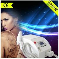 2015 Newest High Power Q switch tattoo removal nd yag laser machines with CE approved / Manufactures