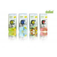 Decorative Mini  8ML Liquid Car Air Freshener Refresh Car Air Freshener Jasmine / Lemon Manufactures