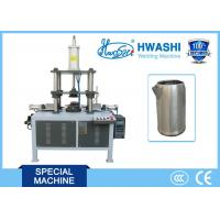 China Industrial Stainless Steel Welding Machine , Water Pump Tank Roll Welder on sale