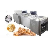 China Industrial Mixed Cereal Bar Machine , Breakfast Cereal Making Machine 300-500 Kg / H on sale