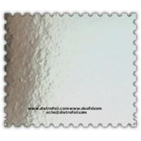 Pet hot stamping foil in gold or silver Manufactures