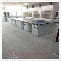 Customized Size Lab Island Bench Anti - Aging High Temperature Resistant Manufactures