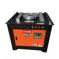 Tunnels Automatic Bar Bending Machine , Mobile Rebar Cutting And Bending Machine Manufactures