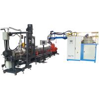 plastic pellet Polymer compounding parallel co-rotating twin screw extruder Manufactures