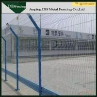 High Strength Welded Wire Mesh Fence Anti - Corrosion For Protection And Isolation Manufactures